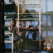 Front View : Throbbing Gristle - D.O.A. THE THIRD AND FINAL REPORT (2XCD) - Industrial Records  / irlcd002