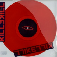 Front View : Cassegrain & Tin Man - CARNAL (RED COLOURED VINYL) - Kille Kill / killekill8_red