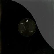 Front View : Marcman - PARANOIA EP - Monique Musique / MM012