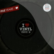 Front View : I Love Vinyl - OPEN AIR 2013 COMPILATION BOX (INCL SIZE S SHIRT) - I Love Vinyl / ILV2013-1S