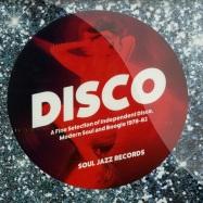 SOUL JAZZ DISCO 1978-82 (2XCD)