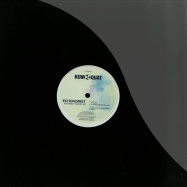 Front View : Echonomist - ABSTRACT THEORY EP (INCL EXERCISE ONE RMX) - Kumquat / KUM031