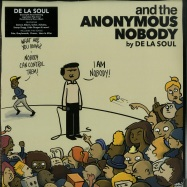AND THE ANONYMOUS NOBODY (2X12 LP + MP3)