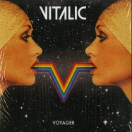 Front View : Vitalic - VOYAGER (COLOURED LP / GATEFOLD COVER) - Caroline / Universal / 5723611