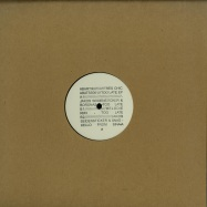 Front View : Jakob Seidensticker, Snad, Boronas - TOO LATE EP (MELODIE RMX / 180G / VINYL ONLY) - Abartik / ABATSS001