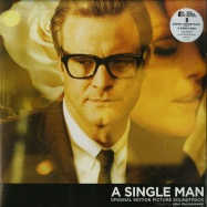 Front View : Abel Korzeniowski & Shigeru Umebayashi - A SINGLE MAN O.S.T. (LTD GOLDEN 180G 2X12 LP) - Silva Screen Records / sillp1323