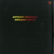 Front View : Anthony Parasole - INFRARED VISION (2X12 INCH LP) - Dekmantel / DKMNTL-UFO4