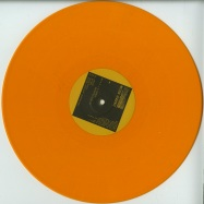 Front View : E-Tronik - ARCHITECTURE (YELLOW VINYL / VINYL ONLY) - Motion Sequence / MS0.3