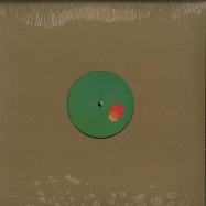 Front View : Ivan Iacobucci - TABOOS (2X12 INCH) - Imprints / IMP012