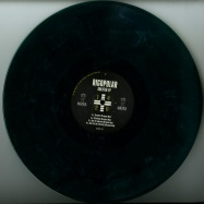 Front View : Rigopolar - GREATER EP (180 G VINYL / COLOURED VINYL) - Nazca / Nazca002