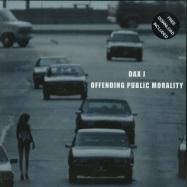 Front View : Dax J - OFFENDING PUBLIC MORALITY (2X12 LP + MP3) - Monnom Black / MONNOM014