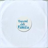Front View : Freund Der Familie - PANORAMA - Freund der Familie / FDF 008