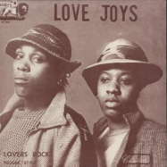 Front View : Love Joys - LOVERS ROCK REGGAE STYLE (LP) - Wackies / WACKIES 2383 / 06750