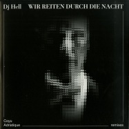 Front View : DJ Hell - WIR REITEN DURCH DIE NACHT (REMIXES) - International Deejay Gigolo Records / GIGOLO320V