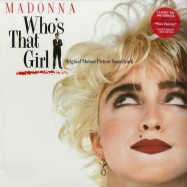 Front View : Madonna - WHOS THAT GIRL O.S.T. (LP) - Sire / 8328058