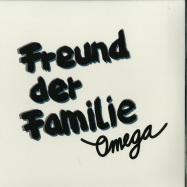 Front View : Freund Der Familie - OMEGA (2XLP) - Freund Der Familie / FDF LP 03