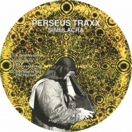 Front View : Perseus Traxx - SIMULACRA - Distant Worlds / DWT 004