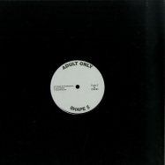 Front View : Funk E, Ogeid - SHAPE 5 - Adult Only Shape / AOS05