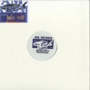 Front View : AM Kinem - HALLO WELT - Ava Records / AVA014