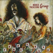 Front View : Marco Pacassoni Group - FRANK & RUTH (LP, 180G HANDNUMBER VINYL) - ESORDISCO / ESOLP1801