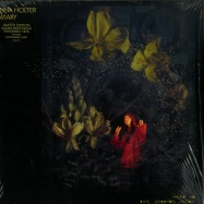 Front View : Julia Holter - AVIARY (CLEAR 180G 2LP + MP3) - Domino Records / WIGLP417X