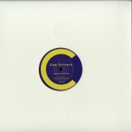 Front View : Cab Drivers - SPACESHIP / QUOTES - Cabinet Records / Cab56