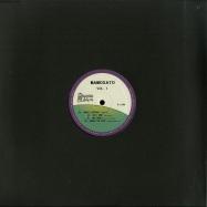 Front View : Mamosato - MAMOSATO VOL. 1 (VINYL ONLY) - Squeeze The Lemon / STL002