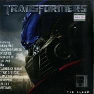 Front View : Various Artists - TRANSFORMERS: THE ALBUM (LTD PURPLE LP) - Warner / 9362490392