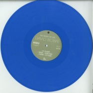 Front View : David Bowie - NO SIGN OF LIFE (LTD BLUE LP) - Roxborough Music Broadcasts / ROXMB052-CC