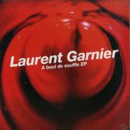 Front View : Laurent Garnier - A BOUT DE SOUFFLE - Wagram / 05146271