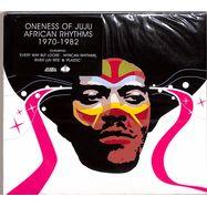 Front View : Oneness Of Juju - AFRICAN RHYTHMS 1970-1982 (REMASTERED 2CD) - Strut / STRUT233CD / 05197552