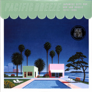Front View : Various Artists - PACIFIC BREEZE: JAPANESE CITY POP (LTD COLOURED 2LP) - Light In The Attic / LITA163LP1 / 00140441