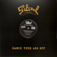 Front View : Double Exposure / Instant Funk - MY LOVE IS FREE / I GOT MY MIND MADE UP (THE REFLEX REVISIONS) - Salsoul / SALSBMG33LP