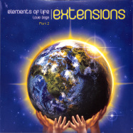 Front View : Elements of Life - ELEMENTS OF LIFE EXTENSIONS PART 2 (2x12INCH) - Vega Records / VR196