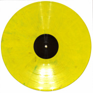 Front View : Unknown - WAITING GAME EP (FLUO GREEN VINYL) - Vibez 93 / VIBEZ93007