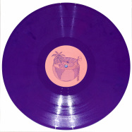 Front View : Tilman X Rhode & Brown - THREE OF US EP (PURPLE VINYL) - Shall Not Fade / SNFSS004