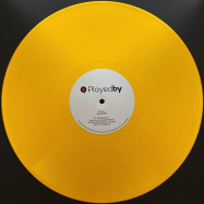 Front View : Emi (feat. Adam Ben Ezra, Suciu) - STO (VINYL ONLY / 180GR) (COLOURED REPRESS) - Playedby / Playedby002