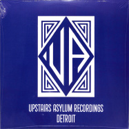 Front View : Norm Talley - TRACKS FROM THE ASYLUM 2 - Upstairs Asylum Recordings / UAR003