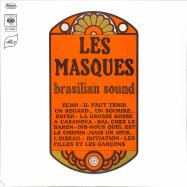 Front View : Les Masques - BRASILIAN SOUND (LP) - Le Tres Groove Club / LTGC005