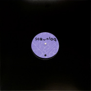 Front View : B.AI - EWAVE EP - SEQUALOG / SEQG008