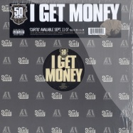 Front View : 50 Cent - I GET MONEY - Interscope / INT000980801