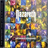 Front View : Nazareth - HOMECOMING (CD) - DD2402