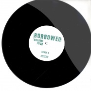 Front View : Unknown - BORROWED VOL.4 (10 inch) - Borrow04