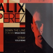 Front View : Alix Perez - DOWN THE LINE (BREAK REMIX) - Shogun Audio / sha027