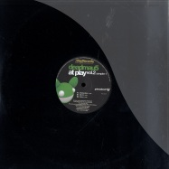 Front View : Deadmau5 - AT PLAY VOL.2 SAMPLER 1 - Play Records / Play12011