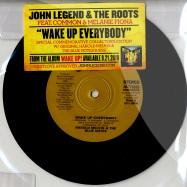 WAKE UP EVERYBODY (7INCH)