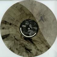 Front View : Various Artists - TRANSLUCENT TRACKS (MARBLED VINYL) - Etui Records Ltd / ETUILTD005