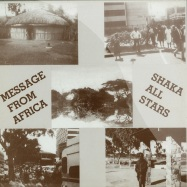 MESSAGE FROM AFRICA (LP)