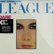 Front View : The Human League - DARE! (180G LP + MP3) - Universal / 5351006