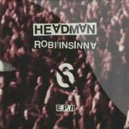 Front View : Headman/ Robi Insinna feat David Shaw/ Bozzwell/ Tara - 6 EP II - Relish / RR 075